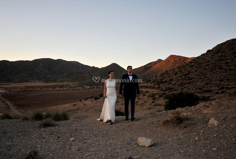 Post-Wedding Almeria Spagna