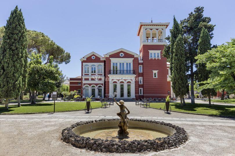 Villa Rachele e il Parco