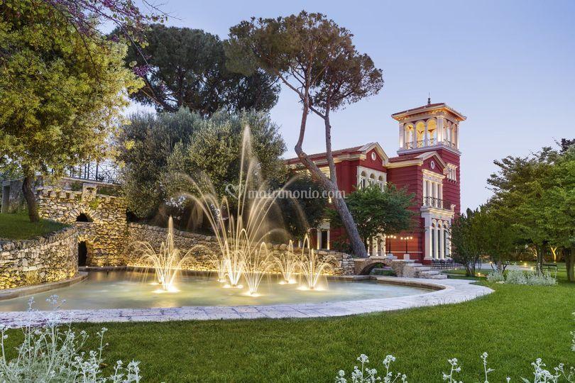 Villa Romanazzi Carducci