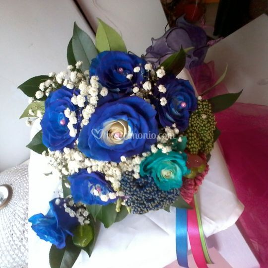 Bouquet bluette