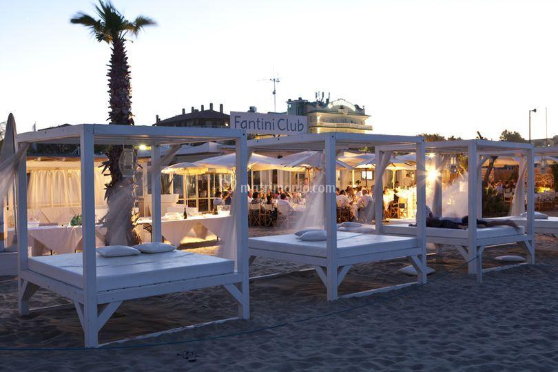 Location Fantini Club