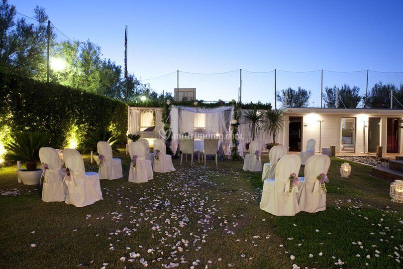 Cerimonia SPA Fantini Club