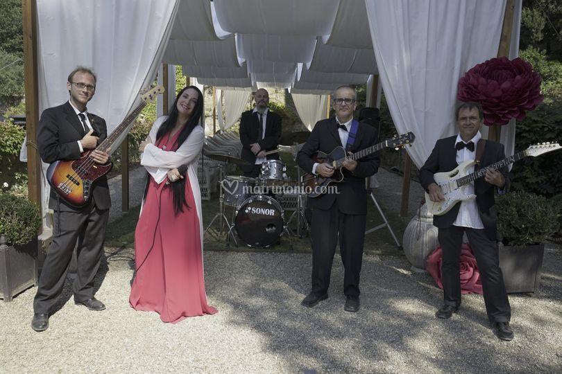Wedding villa le fontanelle