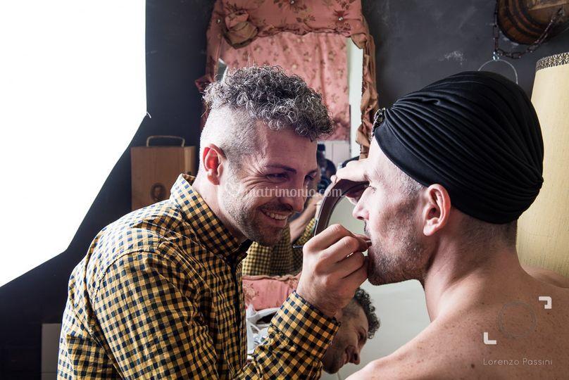 Tancredi F. - La Maison de l'Artiste