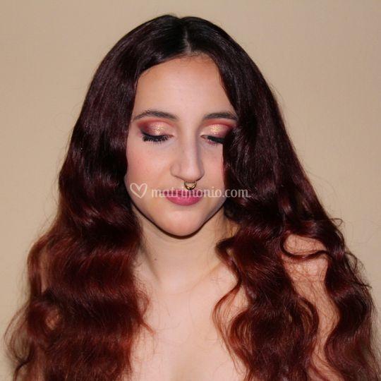 Make up sposa più intenso