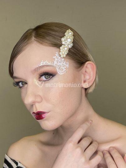 Make-up by V