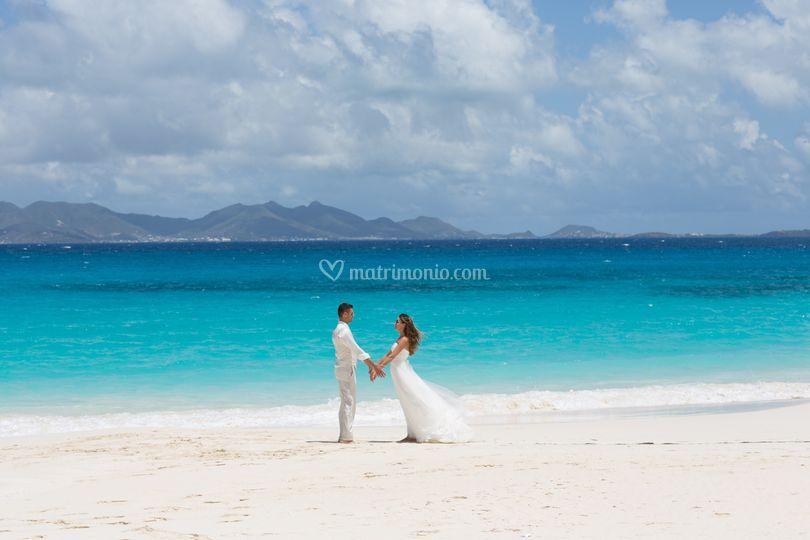 Matrimonio In Spiaggia Hawaii : Matrimonio in spiaggia di pazù viaggi foto