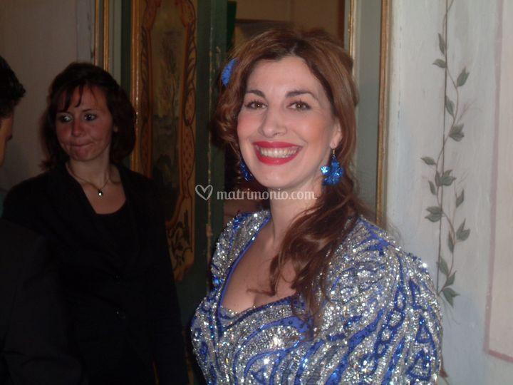 Soprano Marta Favarò