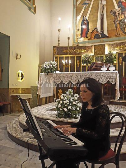 Rosaria Lo Nigro Organista