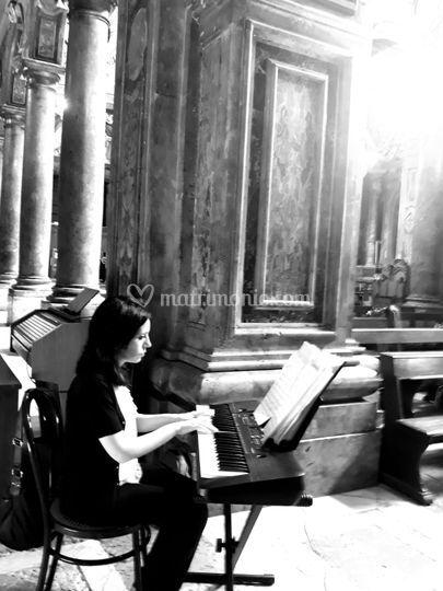 Rosaria Lo Nigro Pianista