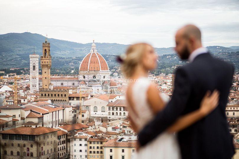 Villa Bardini wedding