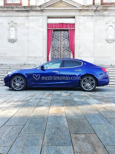 Maserati Ghibli 3.0 V8 430cv