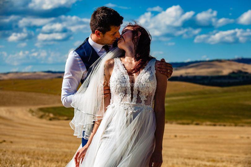 Matrimonio - Montepulciano