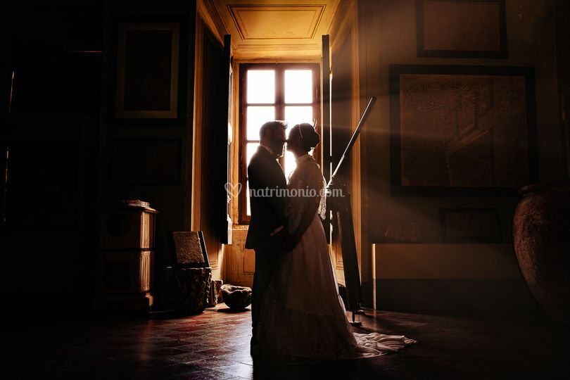 Villa Chigi - Roma- Matrimonio