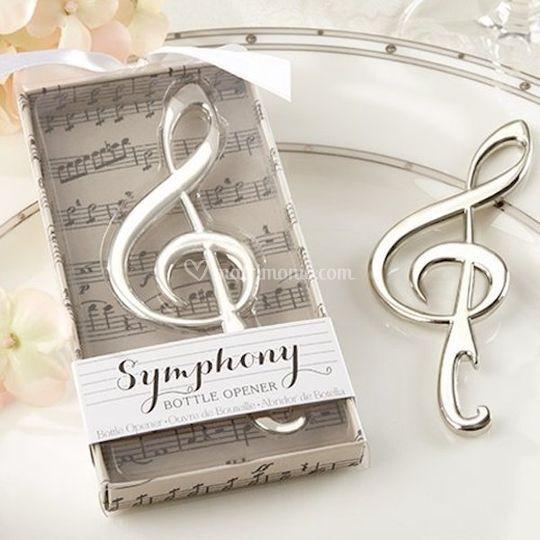 Apribottiglia Music Bomboniere