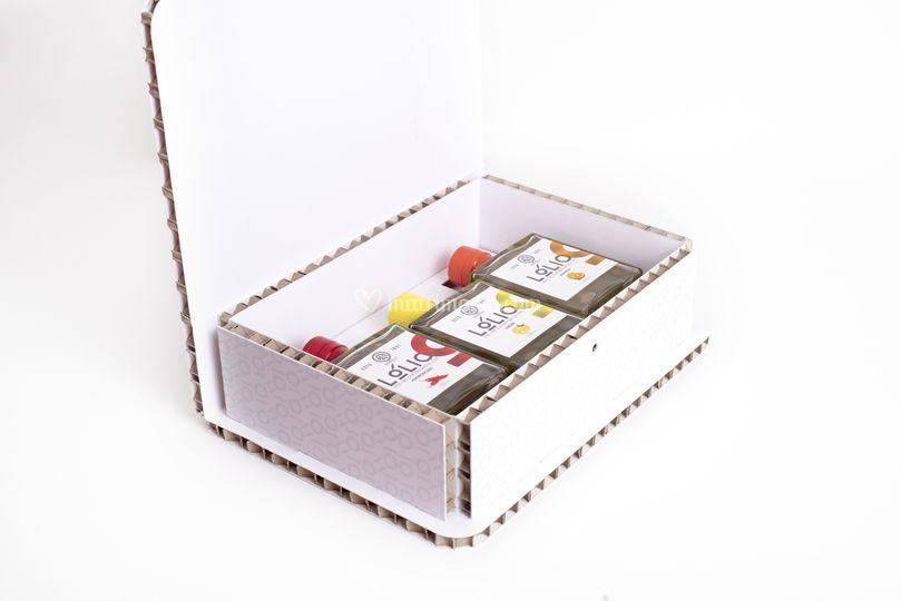 Lolio gift box 3 aromatizzati