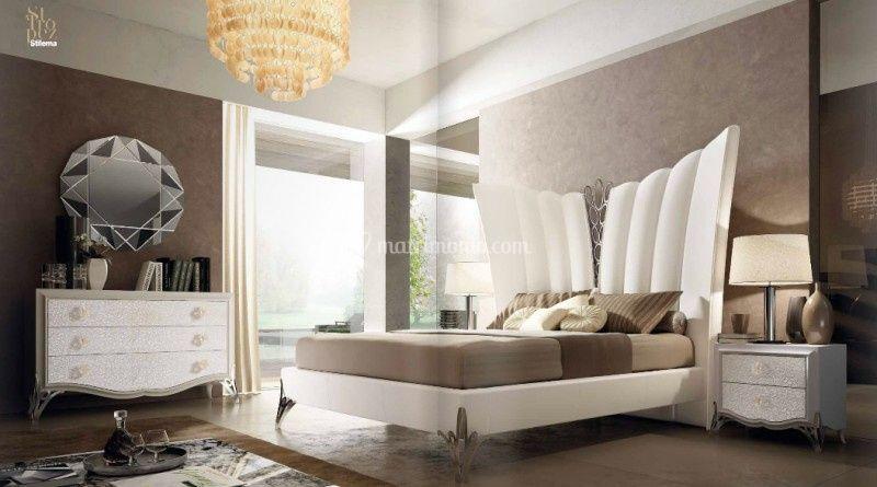 Camera da letto contemponea