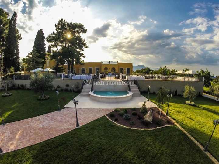 Giardini e Fontana