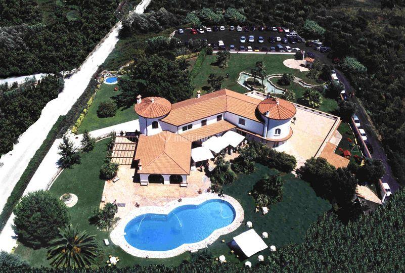 Villa habana - Piscina monti tiburtini ...