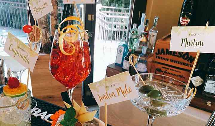 Tableau cocktail