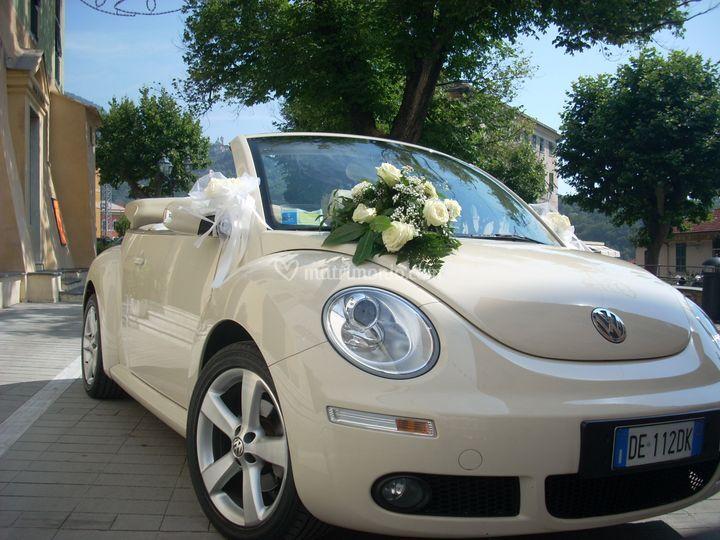New beetle cabrio avorio