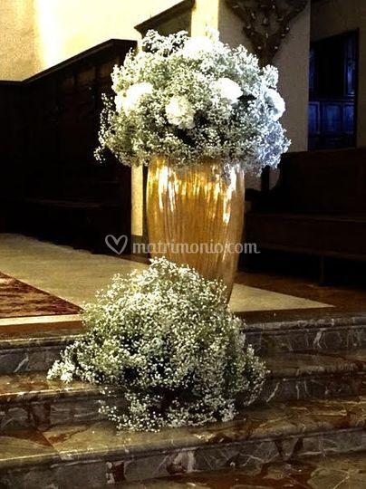 Elegante altare