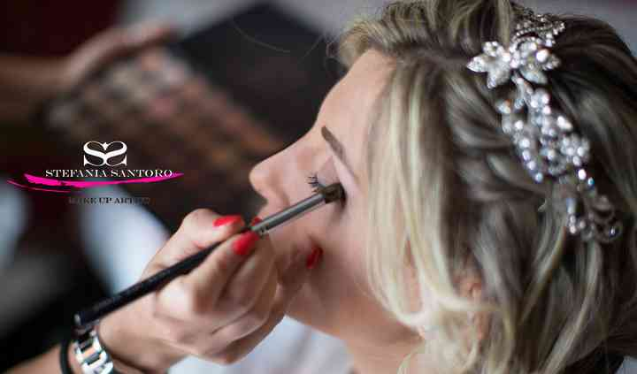 Stefania Santoro Make Up Artist