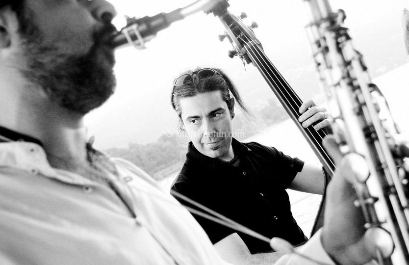 Ariel Jazz Sassofono