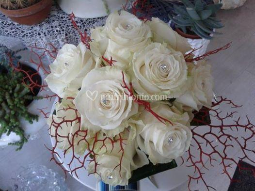 Buoquet sposa