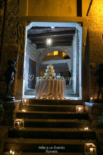 Wedding Cake al Castello