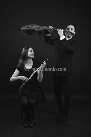 Duo flauto chitarra