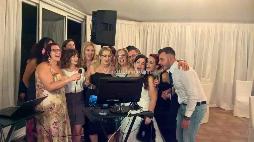Karaoke collettivo!!!