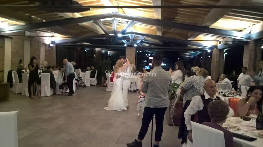 Ballo degli sposi!
