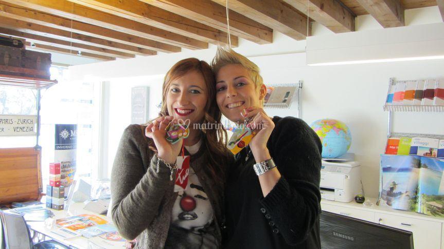 Sara e Tania