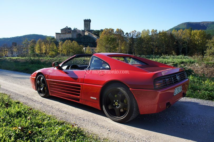 Ferrari 348ts Vicopisano