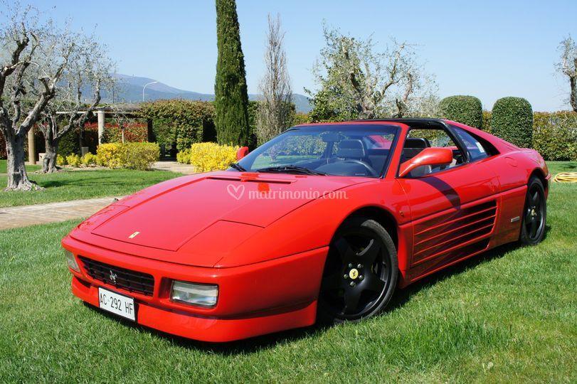 Ferrari F348TS cabrio
