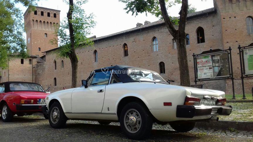 Fiat 124 Castello Formigine