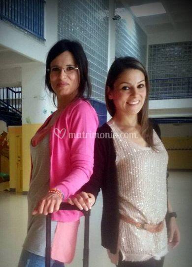 Laura e Simona
