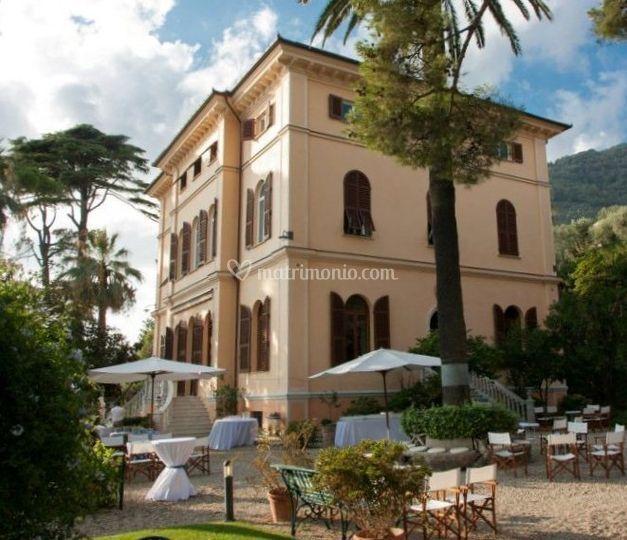 Villa Dufour Genova Matrimonio