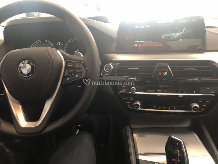 BMW 530 - interni