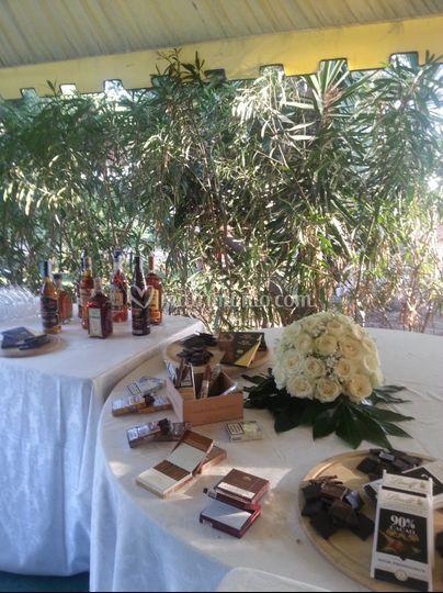 Sigari Rum e Cioccolata