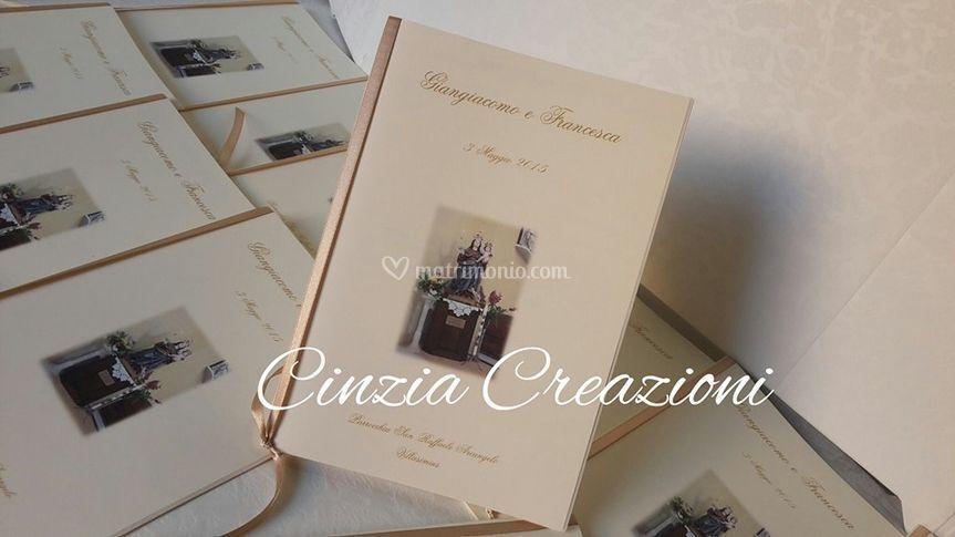 Libretto Messa Foto