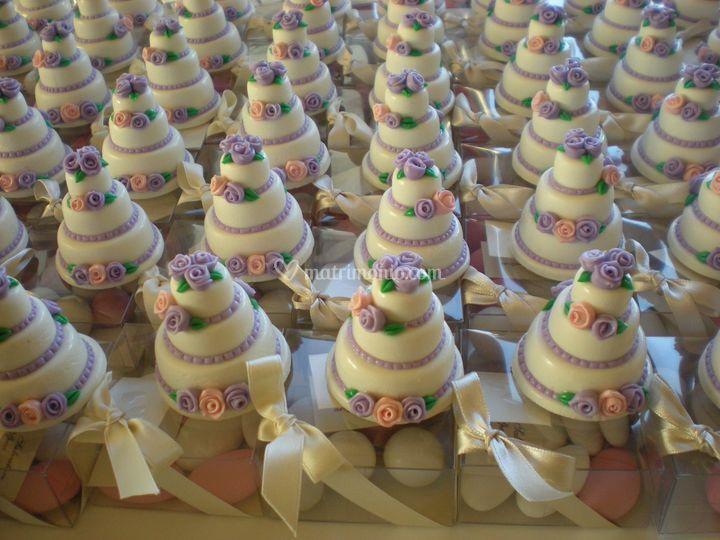 Bomboniere minicake
