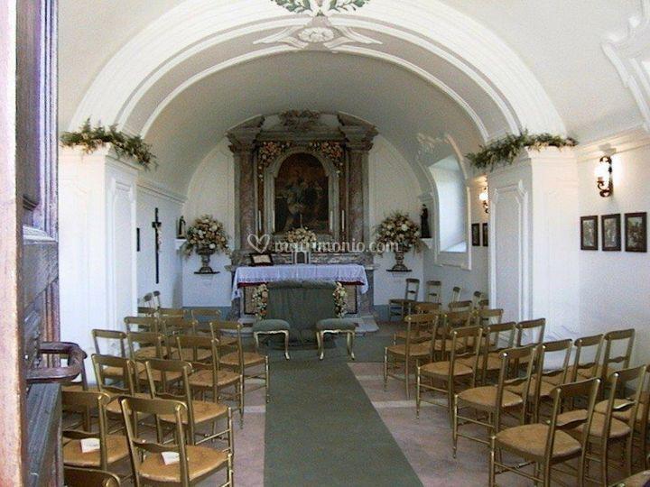 Interno cappella di le ville di magnolia eventi foto 11 for Interno ville foto