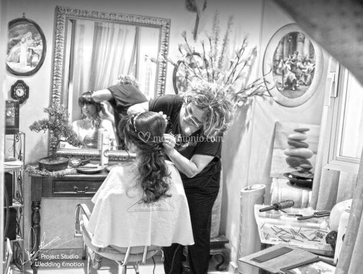 Cabina sposa
