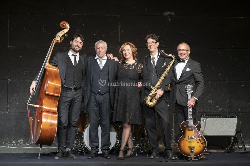 Eva & The Adams Swing Quintet