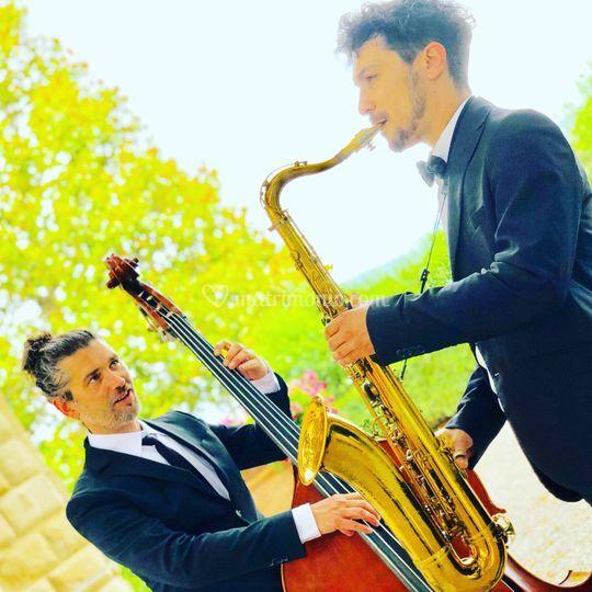 Duo Jazz Vicchiomaggio Castle