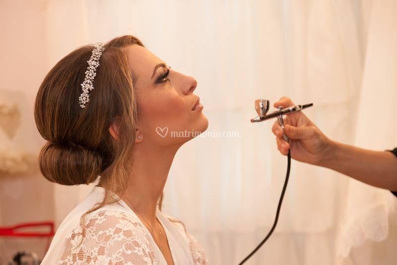 Matisse Parrucchieri - Makeup Air Brush