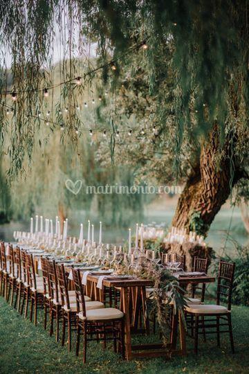 Romantic set up