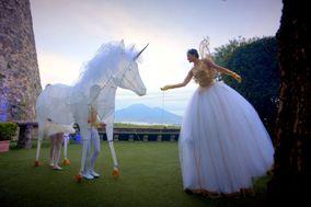 Alter Equus - Spettacolo con Unicorno